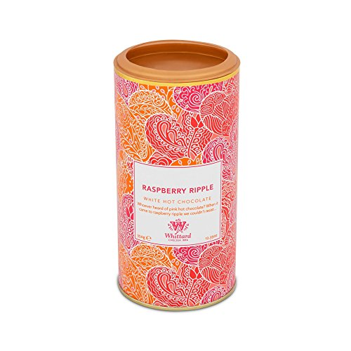 Whittard Limited Edition Raspberry Ripple Flavour Hot Chocolate 350g