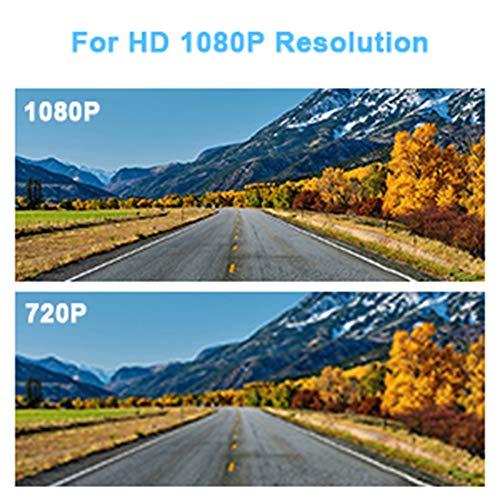 "Dash Cam,zhiroad 1080P 3/"" FHD Car Camera Car On-Dash Video Recorder Dashboard..."
