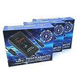 Playstation 2 PS2 Slim PSU Fuente de alimentación Adaptador de CA con enchufe EU compatible con la consola Sony PS2 70000 Slim - Fuente de alimentación de repuesto para Sony PlayStation 2 Slim Line