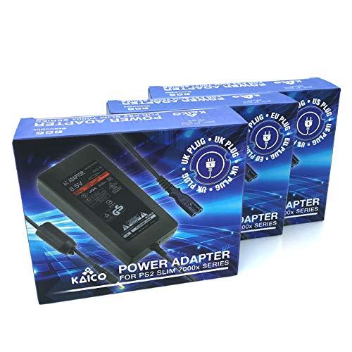 Playstation 2 PS2 Slim PSU Fuente de alimentación Adaptador de CA con...