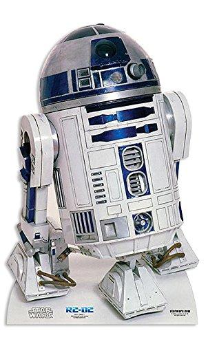 Star Wars lebensgroßer Pappaufsteller R2-D2