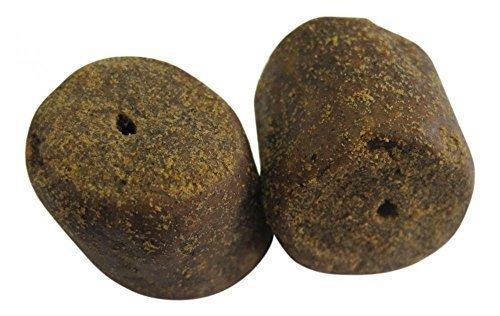 CommonBaits BIG BOY 32% 25mm 2,5Kg (mit Loch) Halibut Heilbutt Pellets