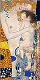 Posterlounge Leinwandbild 40 x 80 cm: Mutter mit Kind von