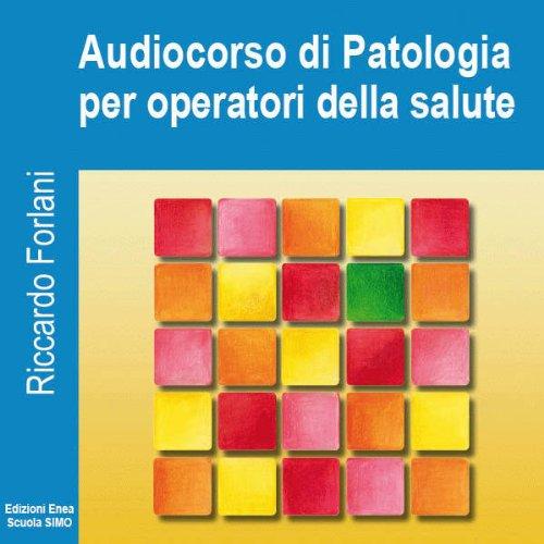 Fondamenti di patologia per operatori della salute copertina