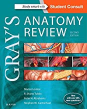 Gray's Anatomy Review: with STUDENT CONSULT Online Access