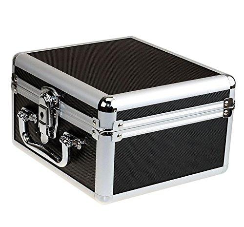 20-fach 2,5-Zoll-Festplatte (≤ 9,5 mm) Aluminium-Schutzbox Speicher mit großer Kapazität