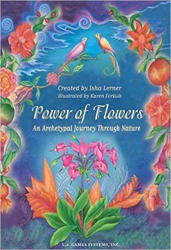 Power of Flowers: An Archetypal Journey Through Nature; 32-Card Deck
