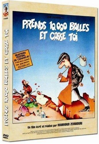 Prends 10.000 balles et casse-toi [Francia] [DVD]