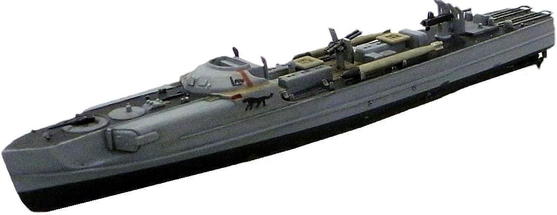 1 350 German Navy Torpedo Boat S-100 2 Boat Set (Plastic model)