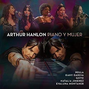 Piano y Mujer