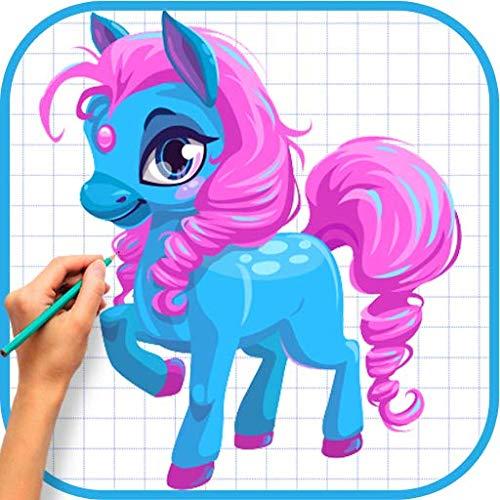 How To Draw Super Cute Girl, Squishy, Sweet Anime Girls, Animals