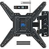 Mounting Dream Full Motion TV Wall Mount for Most 26-55 Inch TVs, Wall...