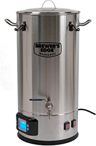 Brewer's Edge Mash and Boil