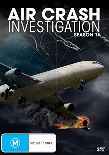 Air Crash Investigations: Season 16 [DVD]