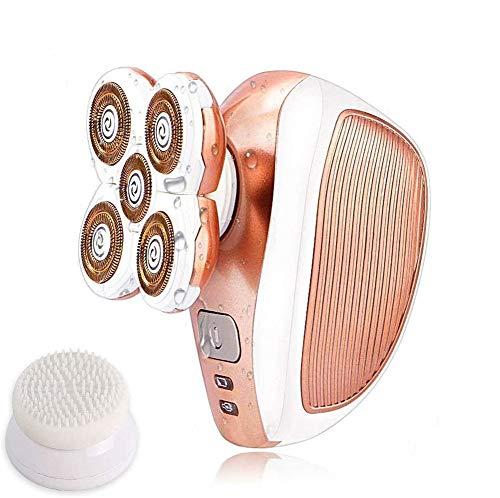 Vrouwen Haarverwijderaar Pijnloze Dames Elektrische Razor Pop-Up Fine-Tuning Draadloze USB Oplaadbaar voor Benen Body Armpit Gezicht Lippen