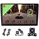 Android 10.1 Double Din 10 Inch Car Stereo...