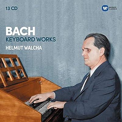 Bach: Keyboard Works (13CD)