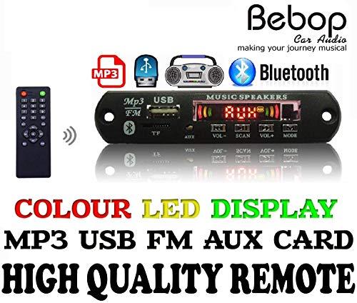 GJ Bluetooth FM USB AUX Card MP3 Stereo Audio Player Decoder Module...