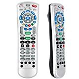 Universal Remote Control Charter (NOT All New) 1060BC1-0582-003-R 1060BC1 OCAP 4 Device UR4U-MDVR-CHD2 Controller for HDTV DVR Cable Box Programmable (About 80%-90% New)