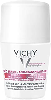 Vichy Deodorant Beauty Deo Anti-Perspirant Roll-On 48 Hour, 50 ml