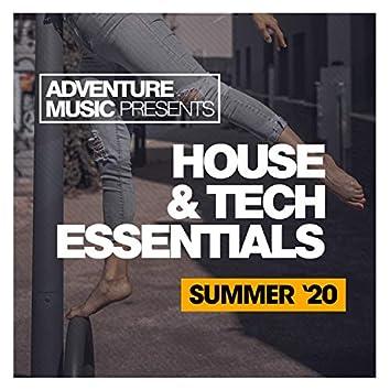House & Tech Essentials (Summer '20)
