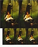 Phantom of the Opera 8 x 10 Photo Gerard Butler & Emmy Rossum in boat 5 images PHOTO