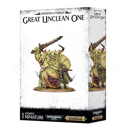 Games Workshop Daemons of Nurgle Great Unclean One Warhammer Age of Sigmar