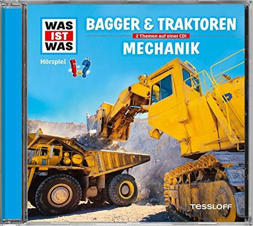 Folge 46: Bagger und Traktoren/Mechanik