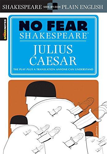 Julius Caesar (No Fear Shakespeare) (Volume 4)