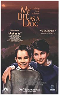 My Life as a Dog Poster Movie 27x40