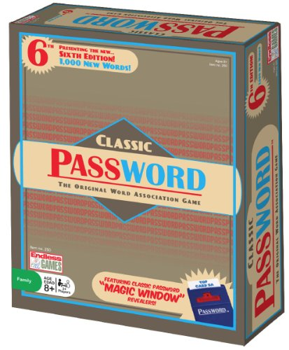 Endless Games Password Fifth Edition - Gioco
