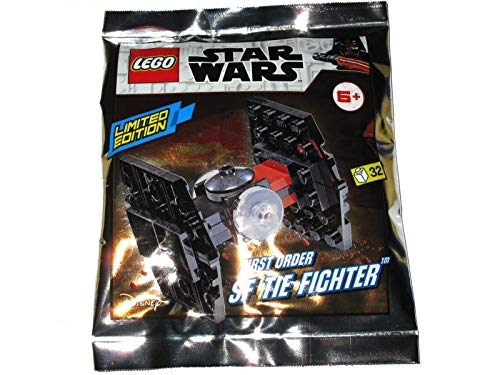 LEGO - Star Wars Episodio 7 - Limited Edition - First Order SF TIE Fighter - Foil Pack