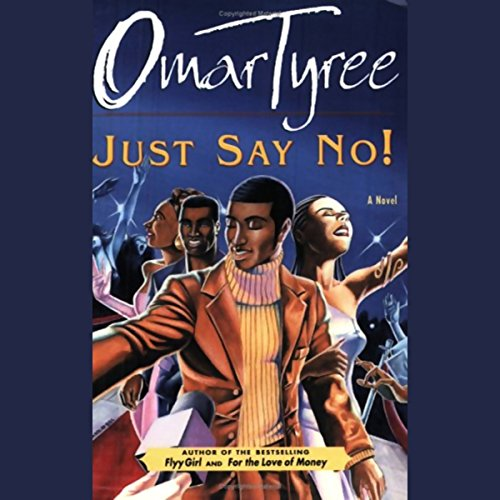 Just Say No! audiobook cover art