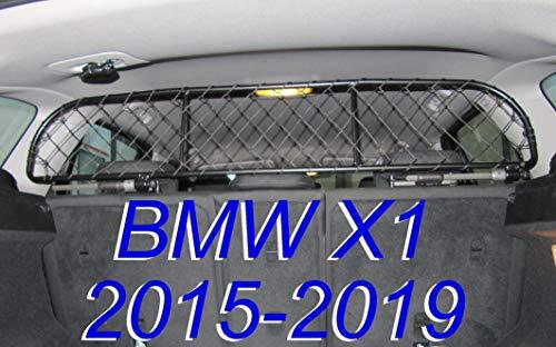 ERGOTECH Trennnetz Hundenetz RDA65-XS16 kbm026, für Hunde und Gepäck. Sicher, komfortabel für Ihren Hund, garantiert! Für BMW X1