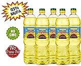 SUNVELLA FryPure Non-GMO High Oleic Sunflower Oil, Pressed-Refined...