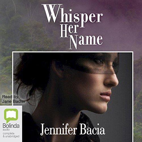 Whisper Her Name audiobook cover art