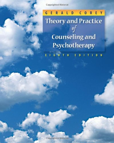 Theory and Practice of Counseling and Psychotherapy 8th (egith) edition