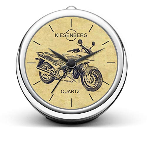KIESENBERG Design Orologio da Tavolo Regalo per FJ 1200 Fan Clock T-20439