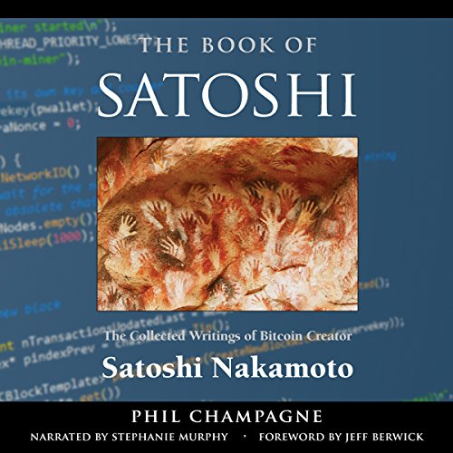 The Book of Satoshi audiobook cover art