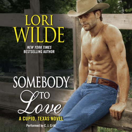 Somebody to Love audiobook cover art