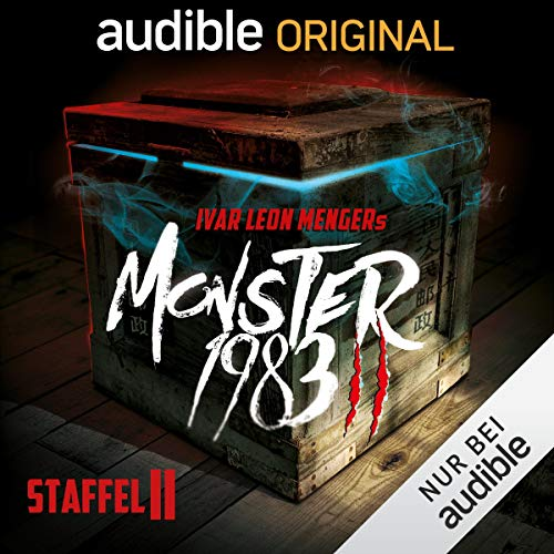 Monster 1983: Die komplette 2. Staffel                   De :                                                                                                                                 Ivar Leon Menger,                                                                                        Anette Strohmeyer,                                                                                        Raimon Weber                               Lu par :                                                                                                                                 David Nathan,                                                                                        Luise Helm,                                                                                        Simon Jäger,                   and others                 Durée : 9 h et 52 min     Pas de notations     Global 0,0