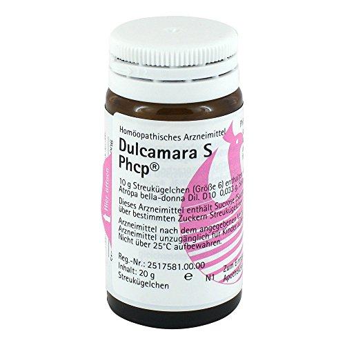 Dulcamara S Phcp Globuli, 20 g