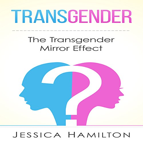 Transgender audiobook cover art