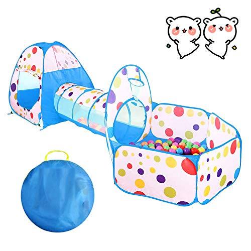 ボールプール ボールハウス キッズテント こどもの日 テント セット 子供 室内 折り畳み式 収納バッグ付き ...