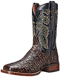 7a0504c1f05 Dan Post Men's Everglades SQ Western Boot - BEST CAIMAN BOOTS