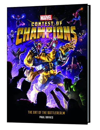 Marvel Contest Of Champions. The Art Of The Battle