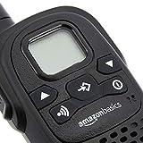Zoom IMG-2 amazonbasics radio a 2 vie