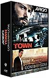 3 films réalisés par Ben Affleck - Argo + The Town + Gone Baby Gone [Francia] [DVD]