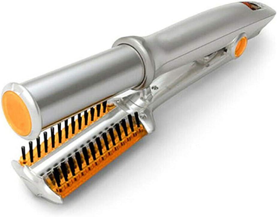Instyle Professional - Plancha para el cabello, rizador giratorio de 2 vías, rizador de pelo