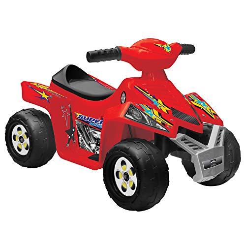 Kid Motorz Superb Quad Ride On, Red